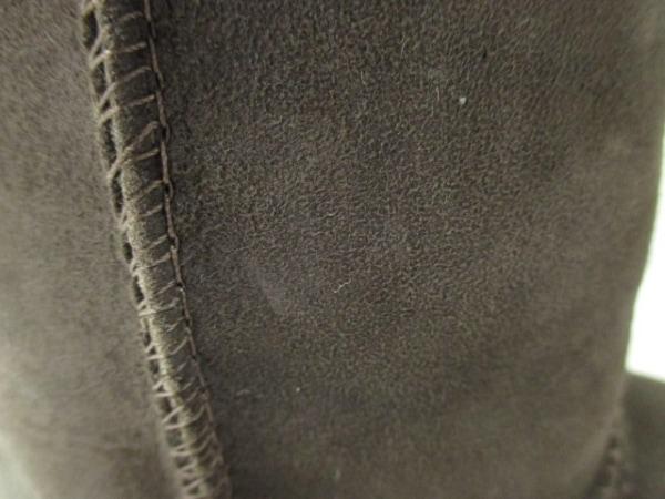 UGG(アグ) ブーツ ジミーチュウ レディース ダークブラウン 9