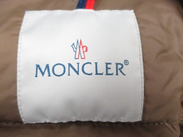 MONCLER(モンクレール) ダウンジャケット レディース 00 黒 5