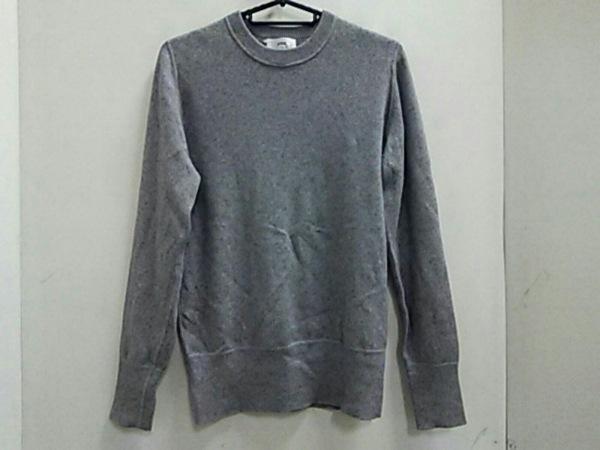 ハイク 長袖セーター 1 レディース グレー HYKE 0