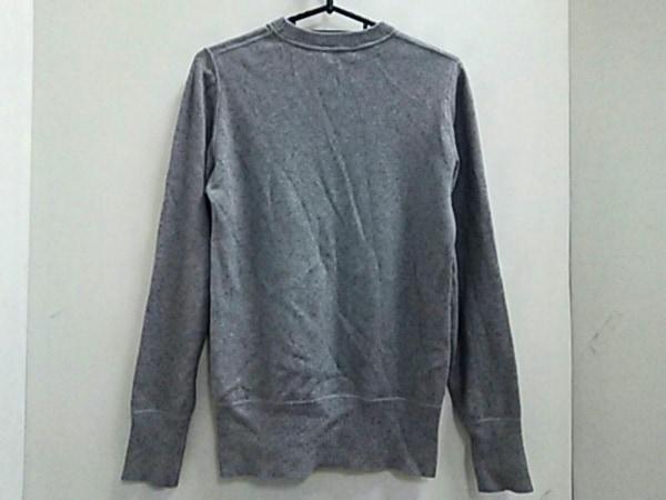 ハイク 長袖セーター 1 レディース グレー HYKE 2