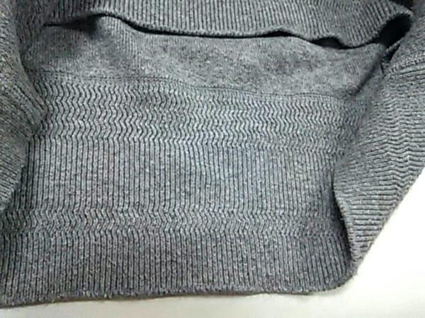 ハイク 長袖セーター 1 レディース グレー HYKE 5
