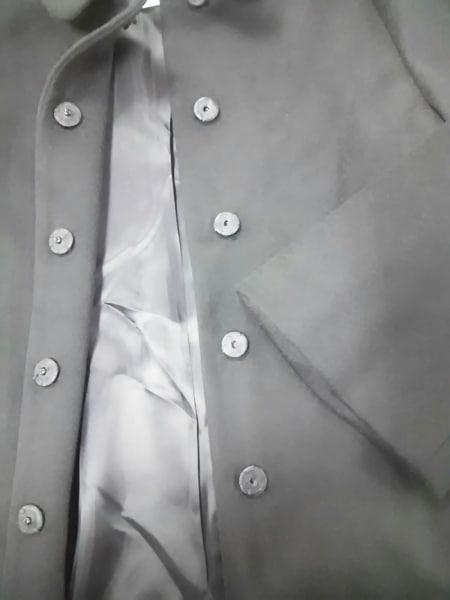 プラダ コート 38 レディース 新品同様 黒 冬物 PRADA 5