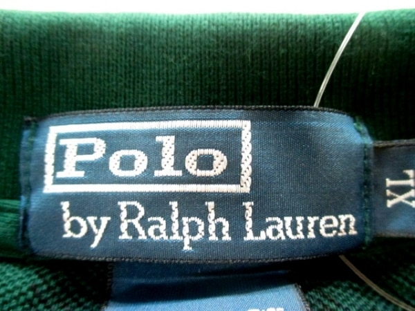 新品同様 ポロラルフローレン 半袖ポロシャツ ビッグポニー メンズ 3