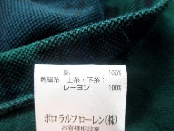 新品同様 ポロラルフローレン 半袖ポロシャツ ビッグポニー メンズ 4
