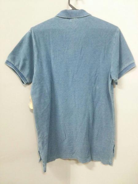 ポロラルフローレン 半袖ポロシャツ L レディース新品同様  ネイビー 2