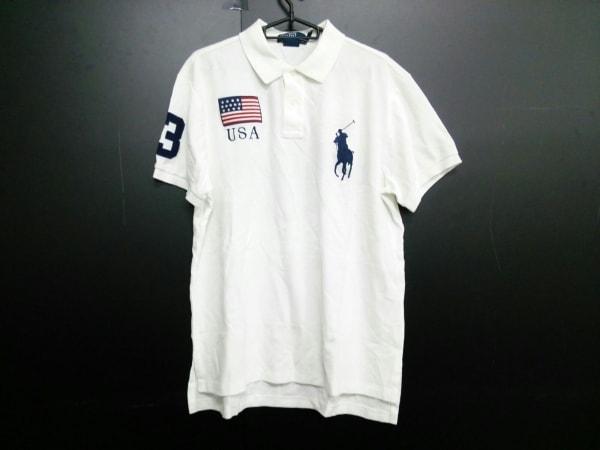 ポロラルフローレン 半袖ポロシャツ XL メンズ美品  ビッグポニー 0