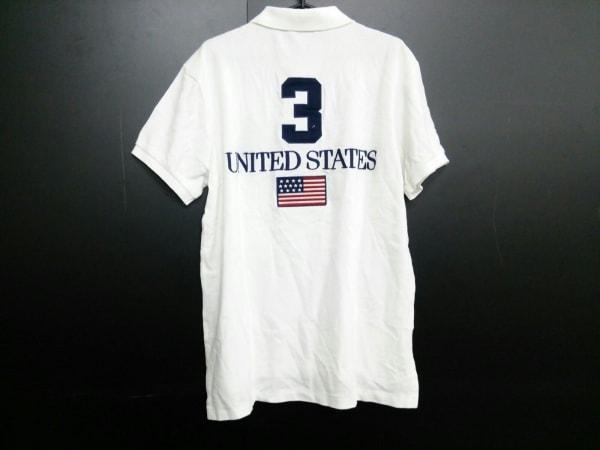 ポロラルフローレン 半袖ポロシャツ XL メンズ美品  ビッグポニー 2