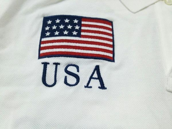 ポロラルフローレン 半袖ポロシャツ XL メンズ美品  ビッグポニー 6