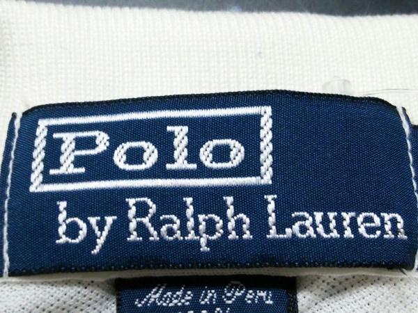 ポロラルフローレン 半袖ポロシャツ L メンズ アイボリー 3