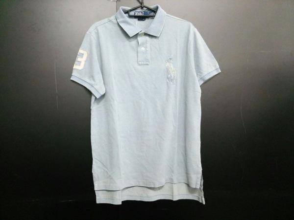 ポロラルフローレン 半袖ポロシャツ L メンズ ビッグポニー 0