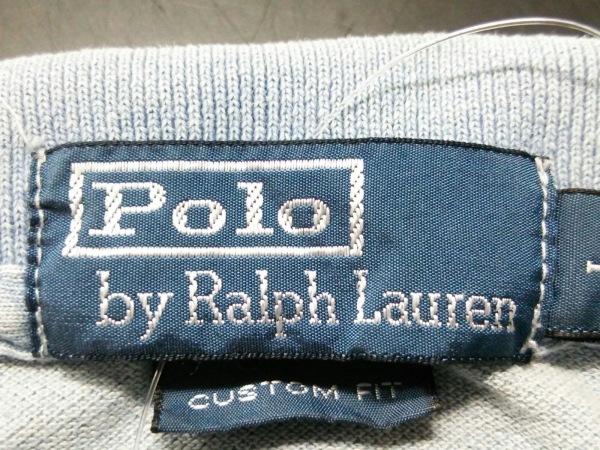 ポロラルフローレン 半袖ポロシャツ L メンズ ビッグポニー 3
