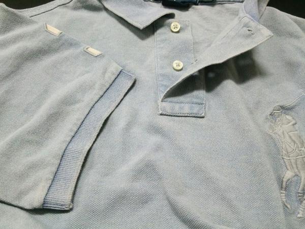 ポロラルフローレン 半袖ポロシャツ L メンズ ビッグポニー 5