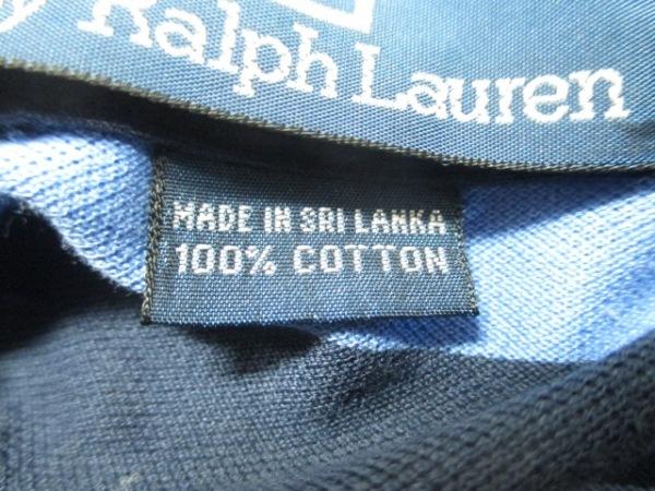 ポロラルフローレン 半袖ポロシャツ M メンズ ボーダー 4