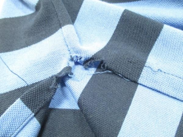 ポロラルフローレン 半袖ポロシャツ M メンズ ボーダー 5