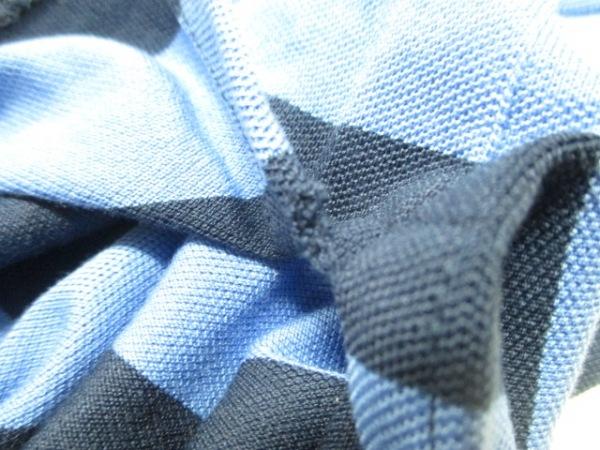 ポロラルフローレン 半袖ポロシャツ M メンズ ボーダー 6