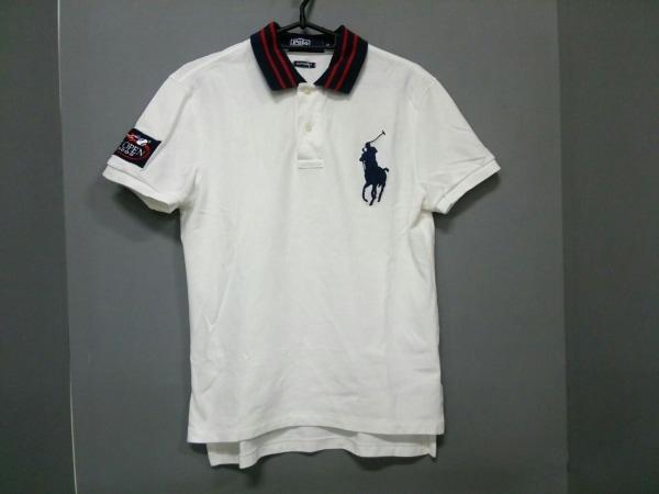 ポロラルフローレン 半袖ポロシャツ M メンズ ビッグポニー 0