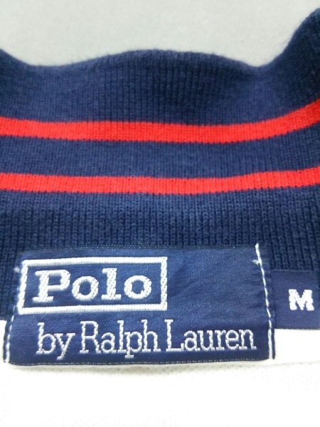 ポロラルフローレン 半袖ポロシャツ M メンズ ビッグポニー 3