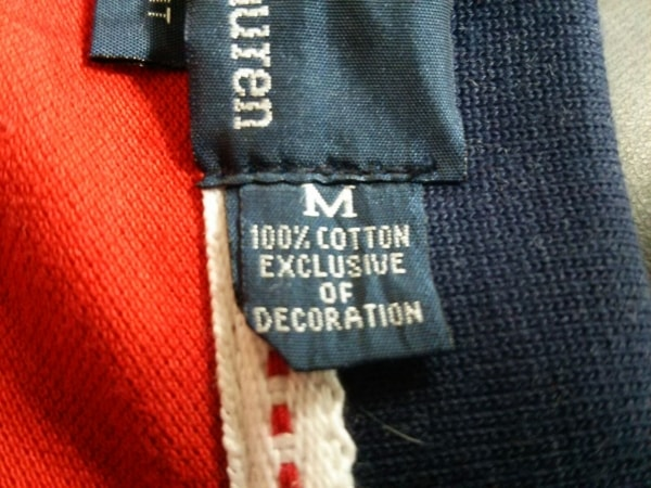 ポロラルフローレン 半袖ポロシャツ M メンズ美品  ビッグポニー 4