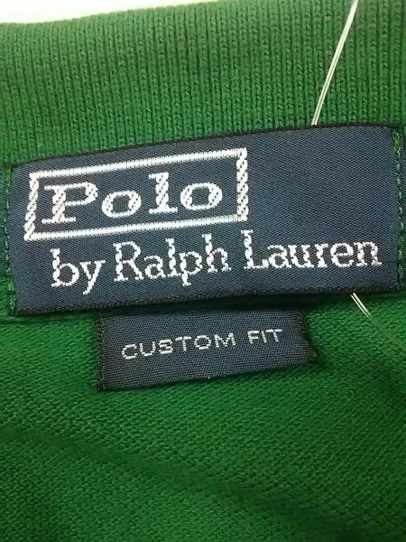 ポロラルフローレン 半袖ポロシャツ L メンズ ビッグポニー グリーン 3