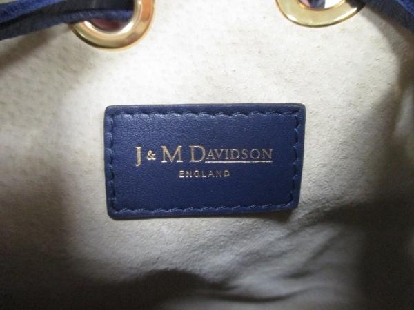 ジェイ&エムデヴィッドソン ショルダーバッグ 美品 L Carnival 6
