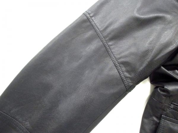 バーバリープローサム ブルゾン 52 メンズ 黒 レザー/春・秋物 6