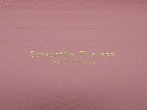 サマンサタバサプチチョイス パスケース 6