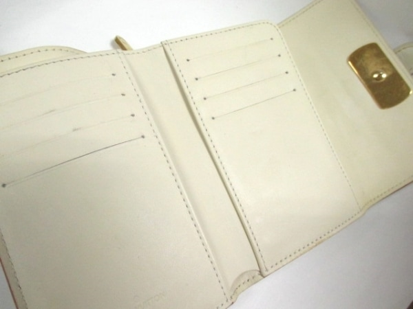 ルイヴィトン 3つ折り財布 スハリ M95854 ブロン LOUIS VUITTON 3