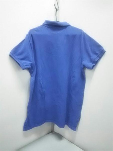 ポロラルフローレン 半袖ポロシャツ L メンズ美品  CUSTOM FIT 2