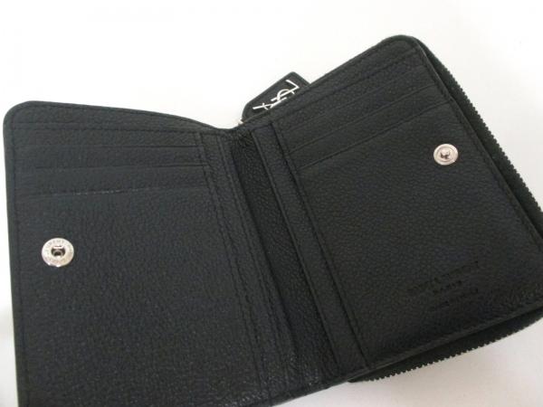 サンローランパリ2つ折り財布 3