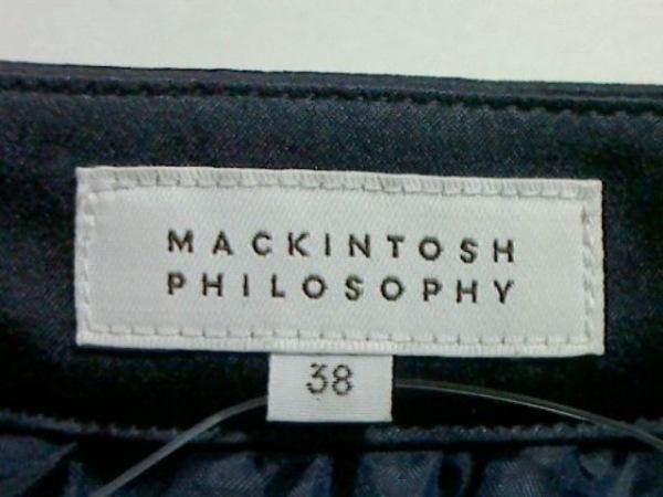 マッキントッシュフィロソフィー スカート 38 レディース 美品 3