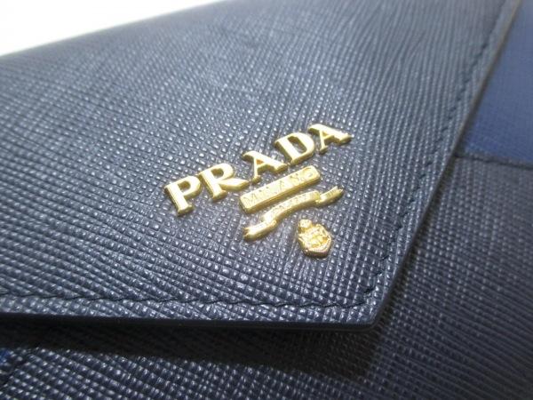 プラダ長財布 8
