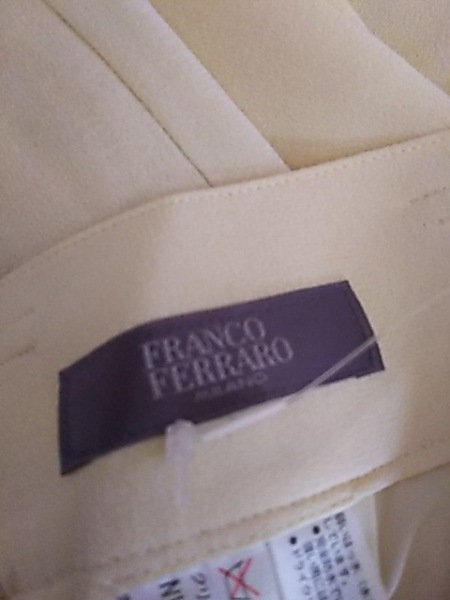 フランコフェラーロパンツ 4