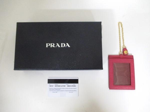 プラダ長財布 9
