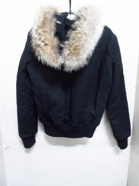 サンローランパリ ブルゾン 44 メンズ 美品 黒 冬物/13AW 2
