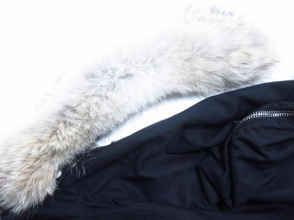 サンローランパリ ブルゾン 44 メンズ 美品 黒 冬物/13AW 6