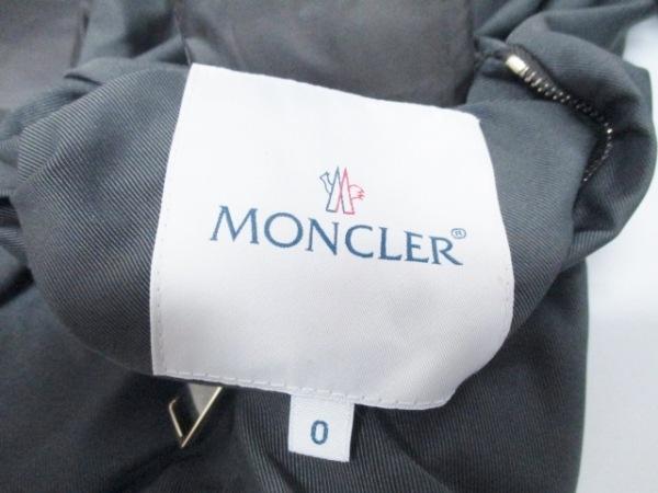 モンクレール ダウンジャケット 0 レディース 新品同様 カーキ 3
