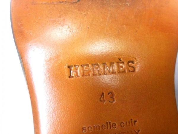 エルメスブーツ 5
