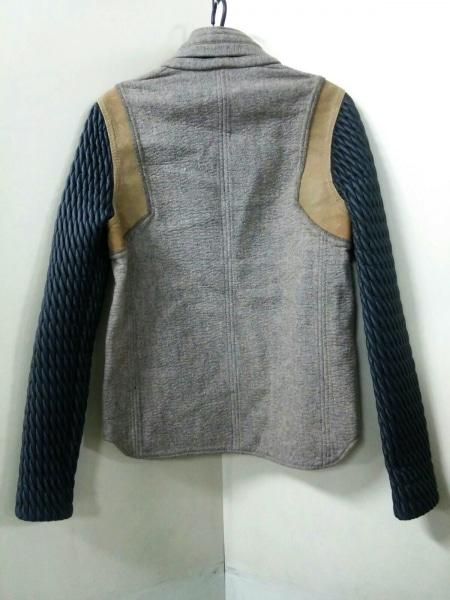 バレンシアガ ブルゾン 44 メンズ 新品同様 肩袖切替え/冬物 2