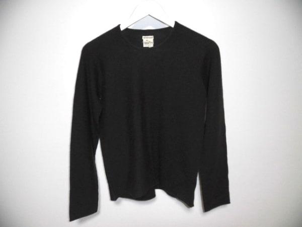 エルメス 長袖セーター SM メンズ ダークグレー HERMES 0