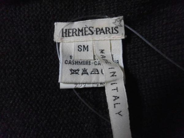エルメス 長袖セーター SM メンズ ダークグレー HERMES 3