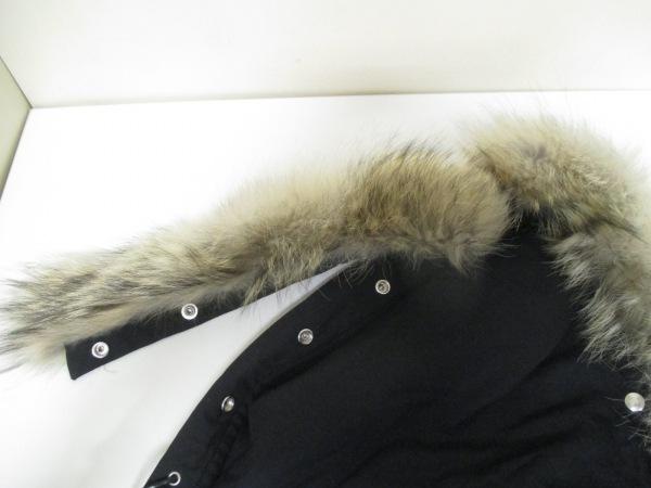 サンローランパリ ブルゾン 44 メンズ 美品 黒 冬物/2013 6