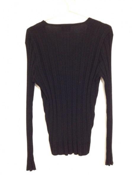 エルメス 長袖セーター S メンズ 黒 HERMES 2