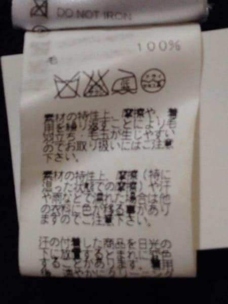 エルメス 長袖セーター S メンズ 黒 HERMES 4