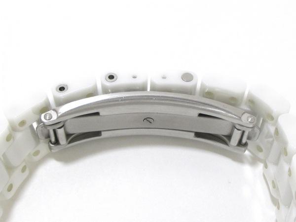 CHANEL(シャネル) 腕時計 美品 J12 H0967 レディース 白 4