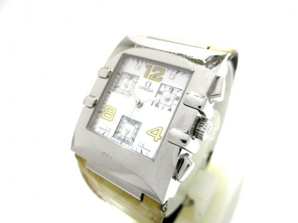 オメガ 腕時計 コンステレーションクアドラクロノ - レディース 0