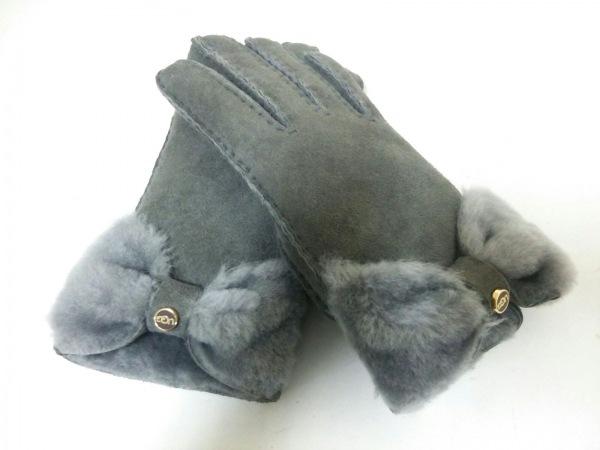 アグ 手袋 0