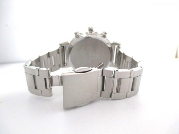 セイコー 腕時計 美品 V175-0AJ0 レディース クロノグラフ/ラメ 5