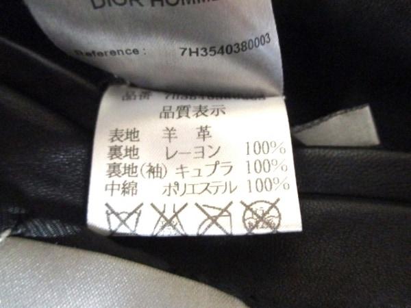 ディオールオム ブルゾン 44 メンズ 黒 Dior HOMME 4