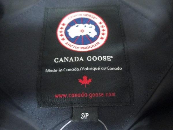 カナダグース ダウンジャケット S/P メンズ ラッセル 2301JM 黒 3