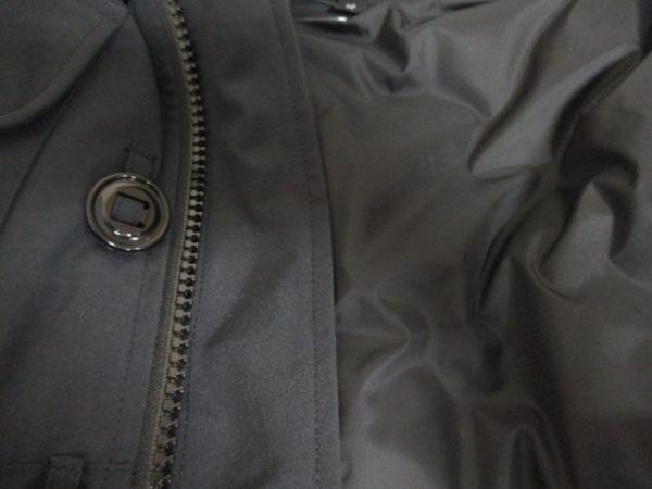カナダグース ダウンジャケット S/P メンズ ラッセル 2301JM 黒 5